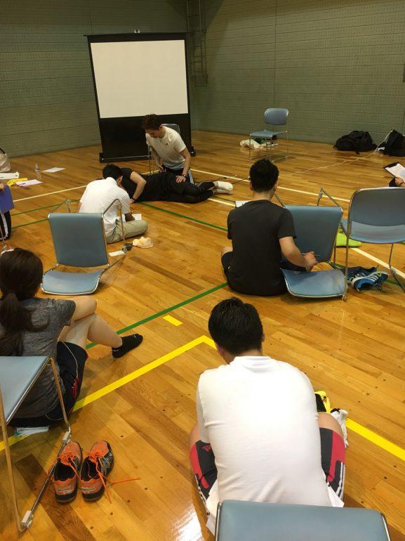 運動療法(リハビリ)セミナー